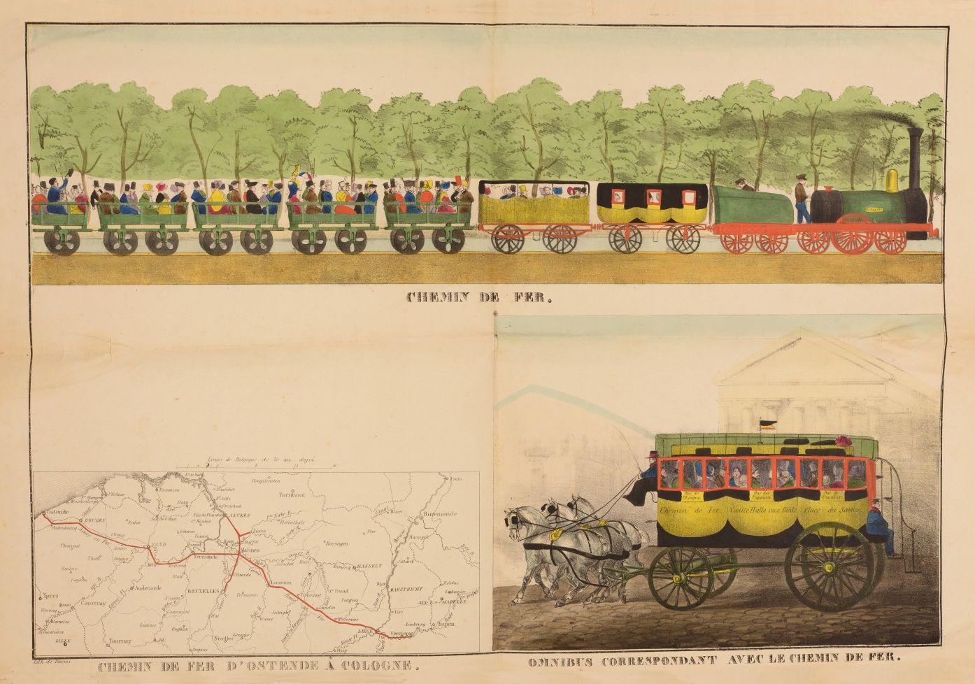 belgische spoorlijnen