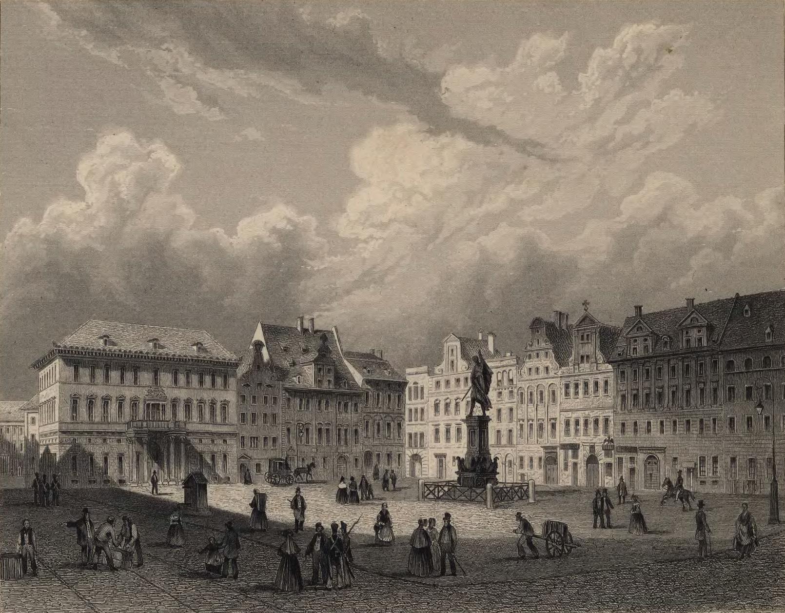 https://upload.wikimedia.org/wikipedia/commons/f/fd/Bl%C3%BCcherplatz_in_Breslau.jpg