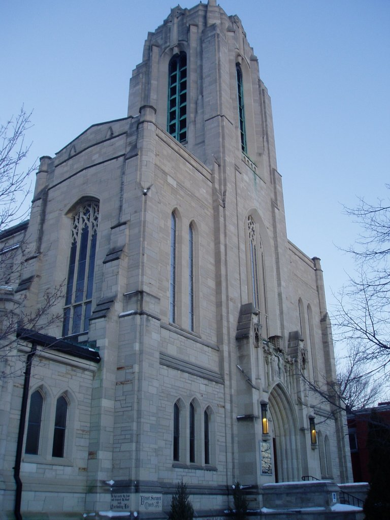 File:Blessed Sacrament Roman Catholic church Ottawa.jpg ...