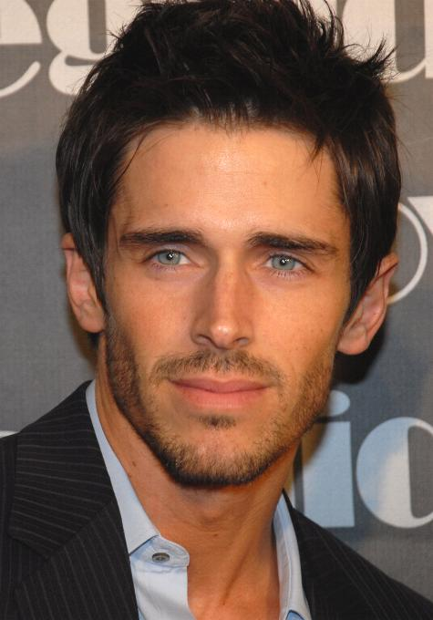 The 37-year old son of father (?) and mother(?), 180 cm tall Brandon Beemer in 2017 photo