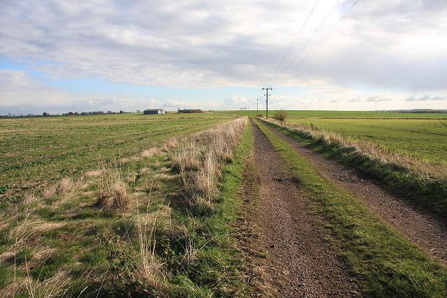 File:Bridleway to Rowey Farm - geograph.org.uk - 613023.jpg