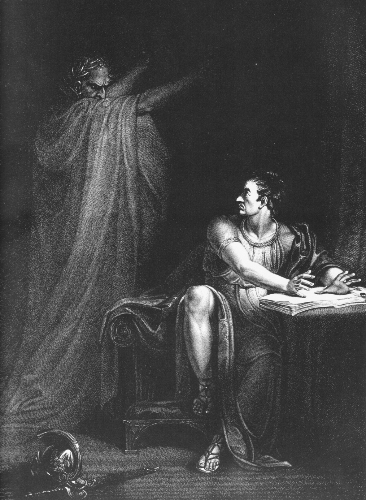 the relevance of the ghost in hamlet by william shakespeare Read this essay on the importance of hamlet's william shakespeare's hamlet contains many instances when the ghost, hamlet vows to.