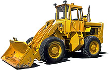construction equipment shipping