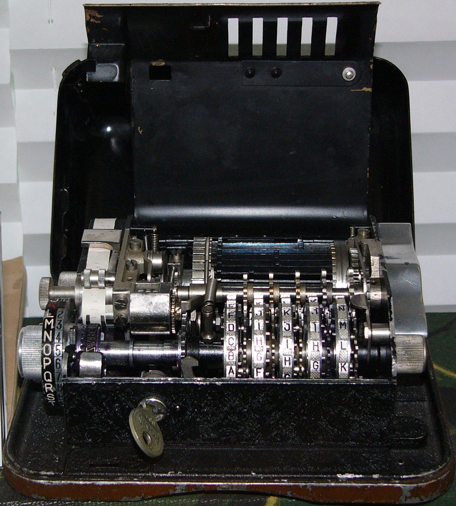chiper machine