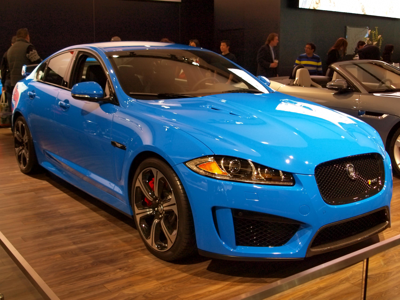 File:CIAS 2013   Jaguar F Type XFR S (8499396340) (