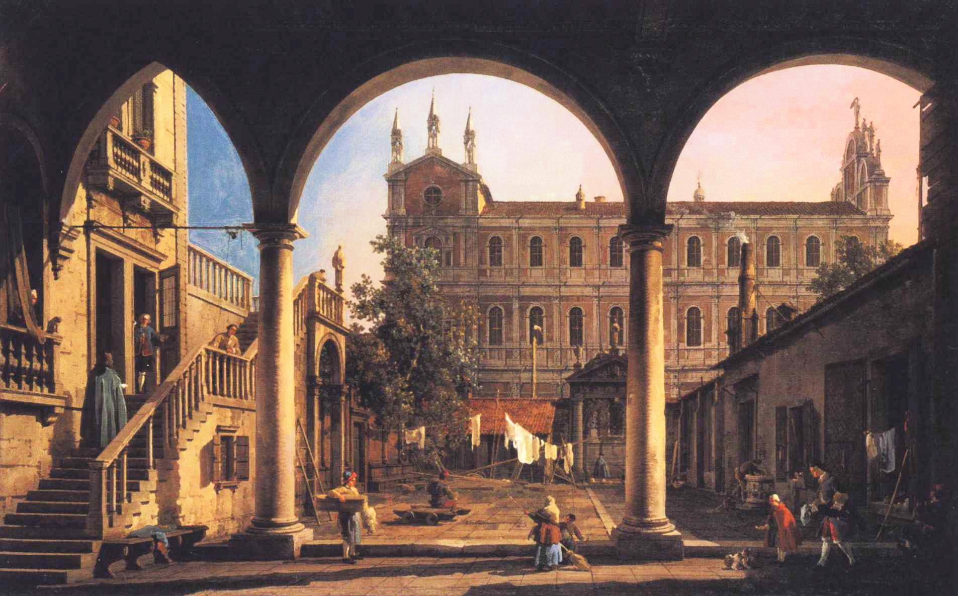http://upload.wikimedia.org/wikipedia/commons/f/fd/Canaletto_-_Capriccio_of_the_Scuola_di_San_Marco_from_the_Loggia_of_the_Palazzo_Grifalconi-Loredan.JPG