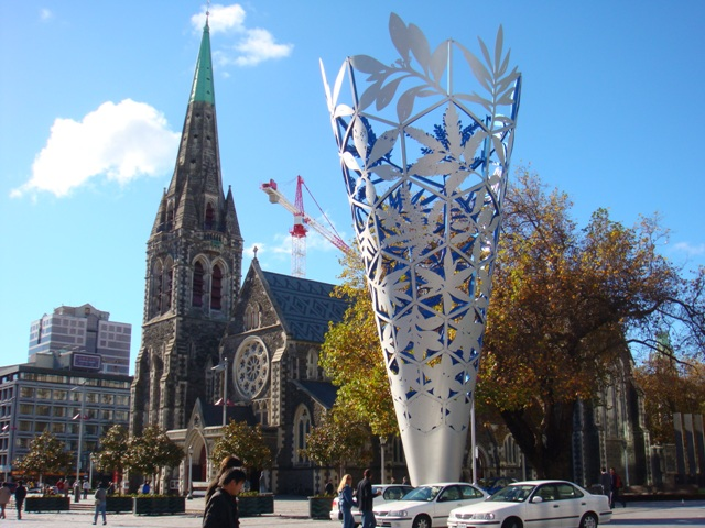 Cathedral, Christchurch, New Zealand