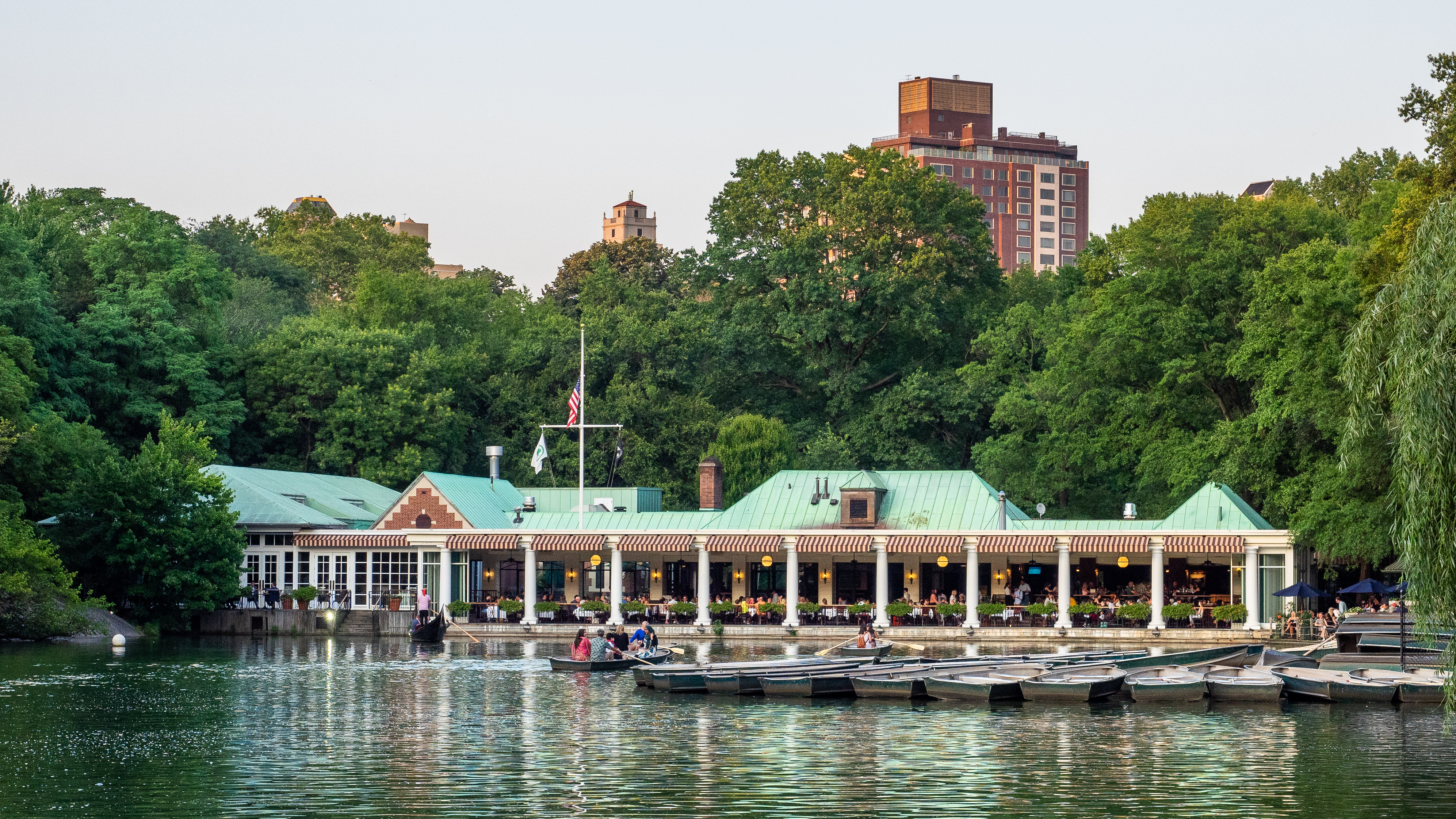 Loeb Boathouse