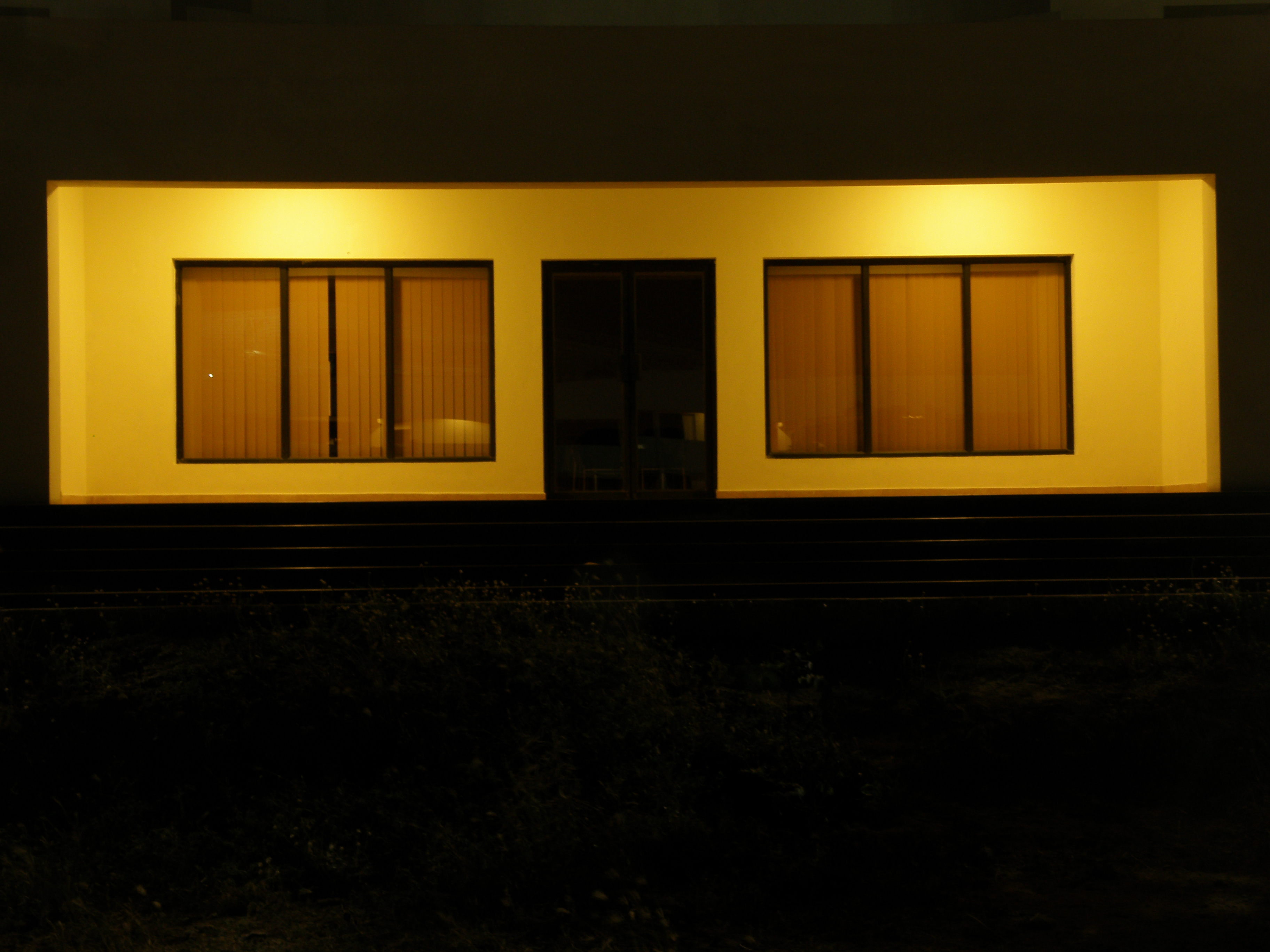 FileChennai Mathematical Institute Faculty Dining Hall Outside At NightJPG