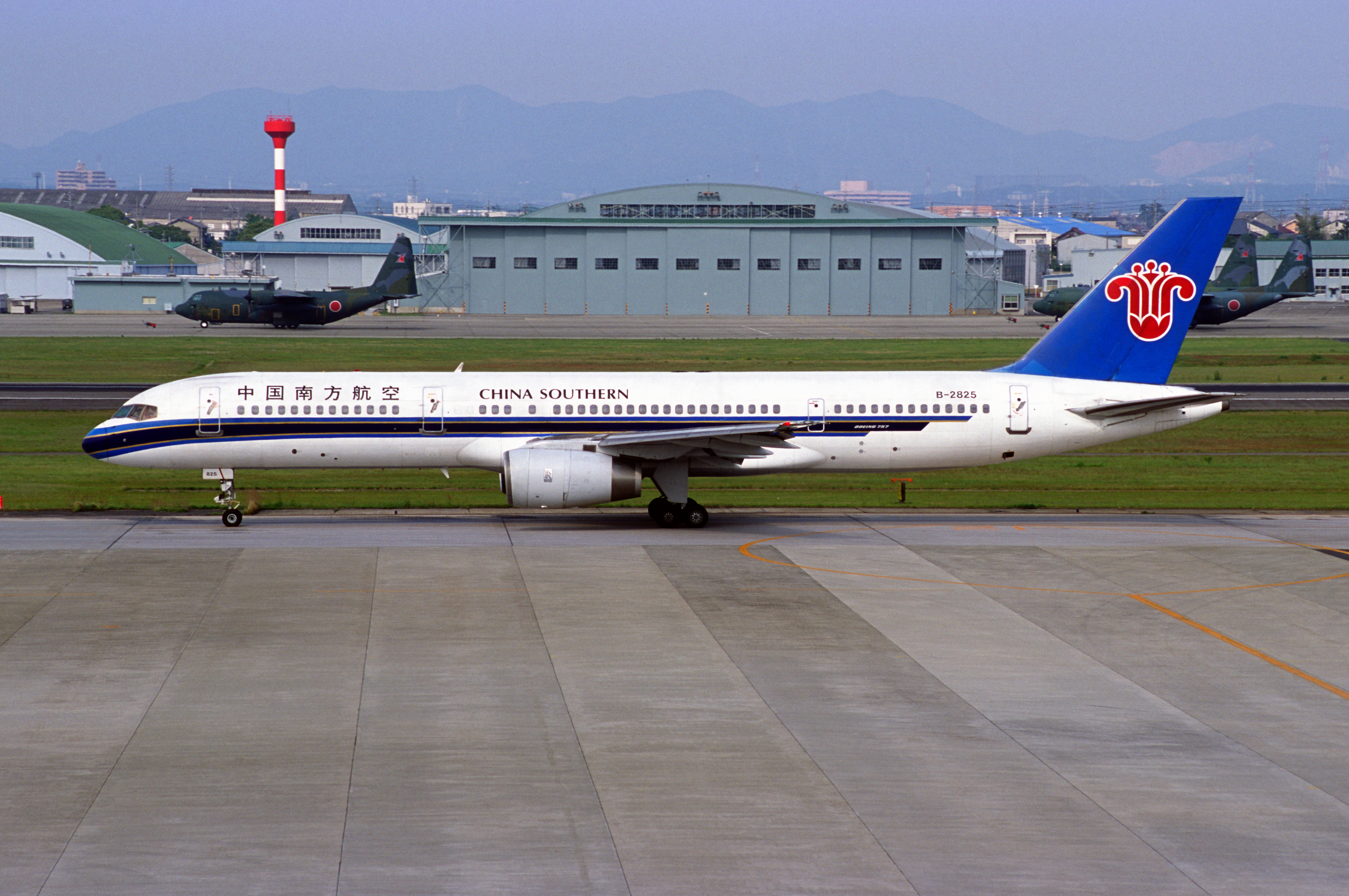 Download this Descrizione China Southern Airlines Boeing picture