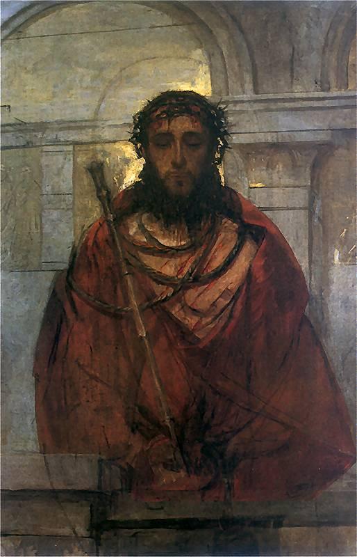 Ecce Homo, św. Albert Chmielowski