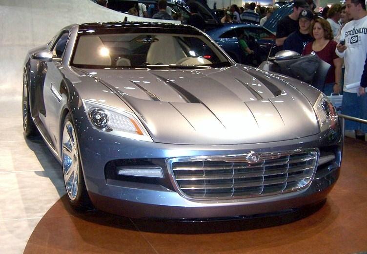 Chrysler Firepower Naias