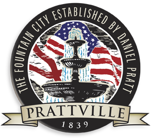 English: Seal of the City of Prattville, Alabama