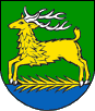 Coat of arms of Malá Domaša.png