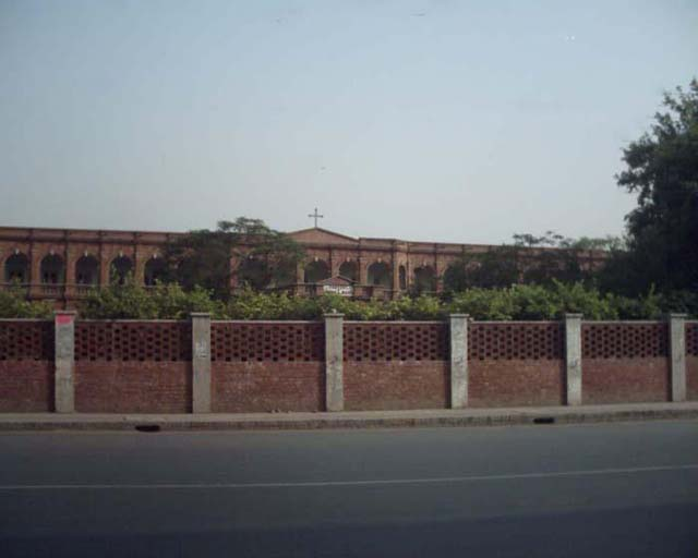 Convent of Jesus and Mary, Lahore - Wikipedia