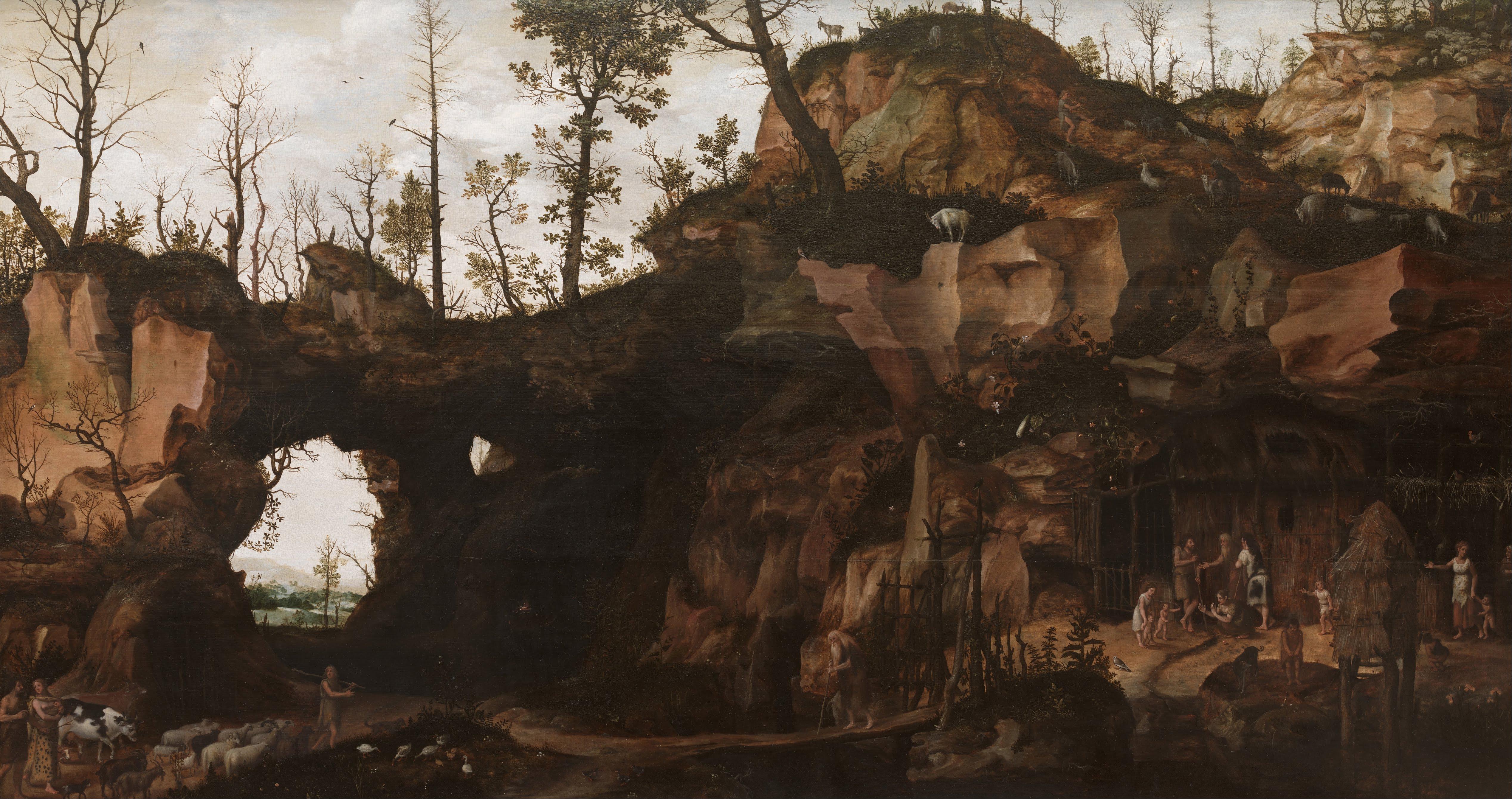 Cornelis_van_Dalem_-_The_Dawn_of_Civiliz