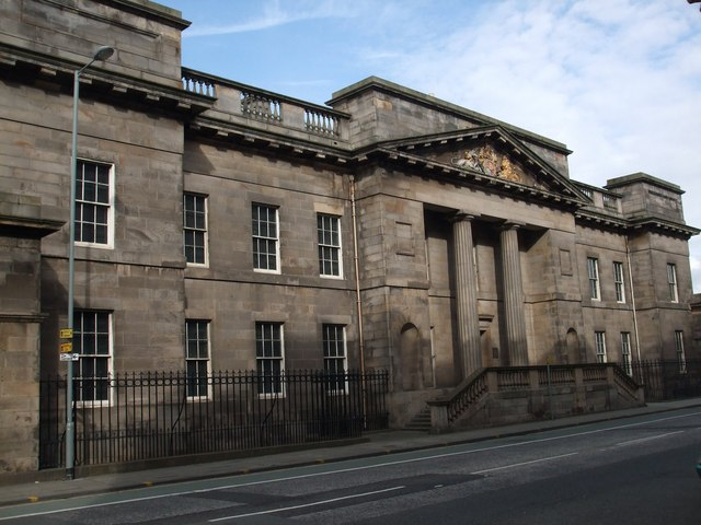 Customs House Leith