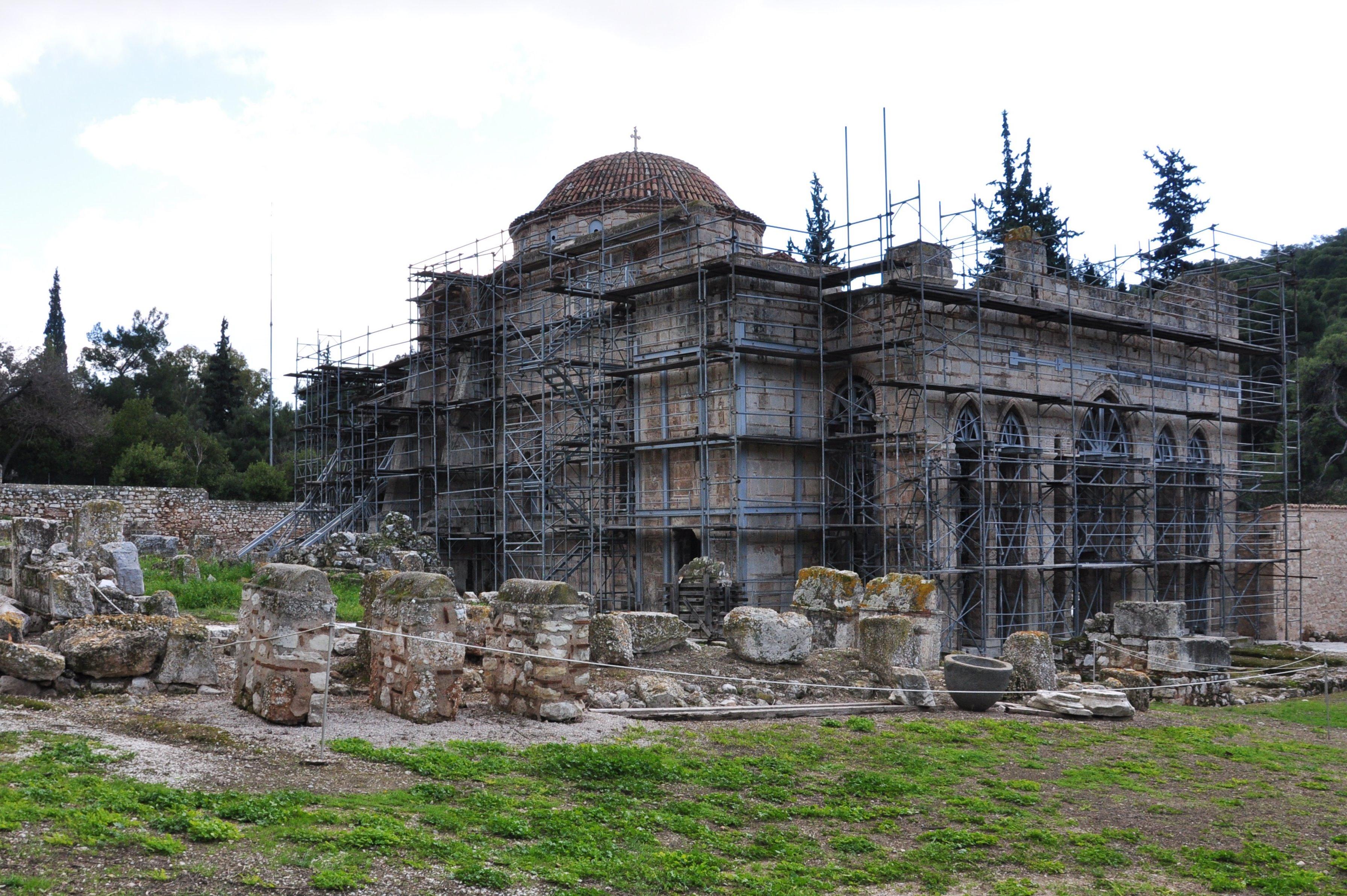 File:Dafni Monastery NW.jpg - Wikimedia Commons