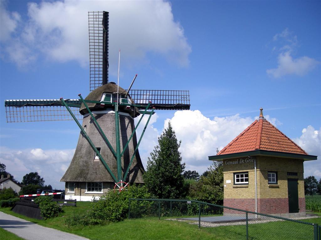 Molens in Friesland - Wikipedia