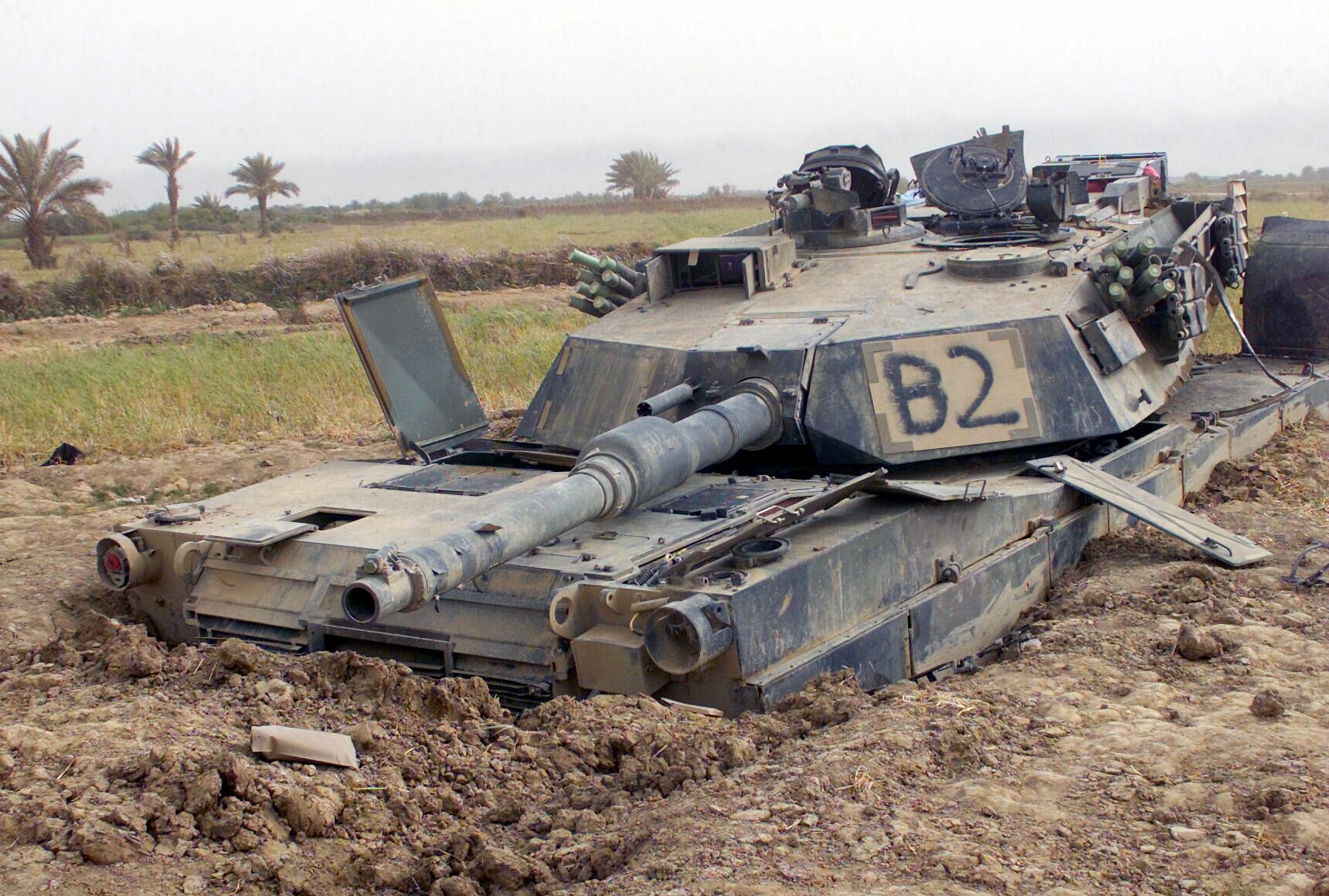 abrams tank vs tiger - photo #39