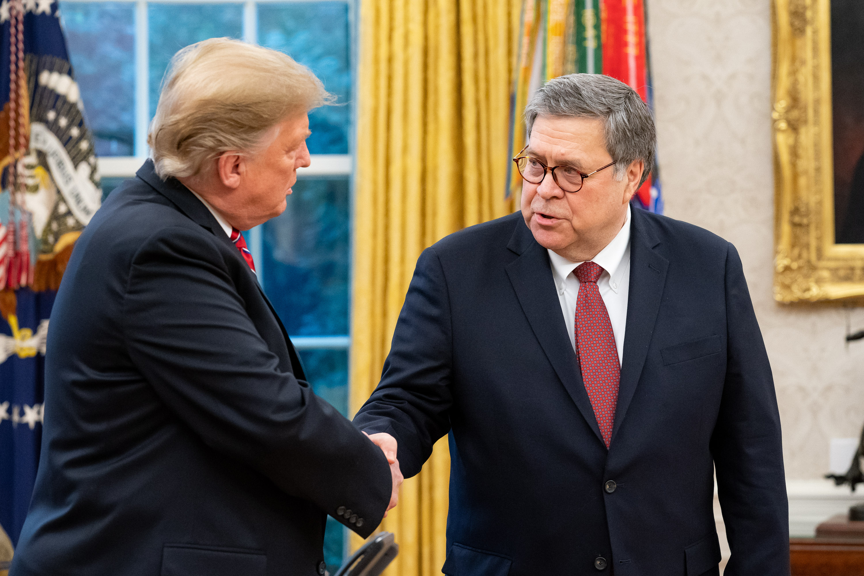 William Barr says no evidence of widespread fraud in presidential election || PEAKVIBEZ