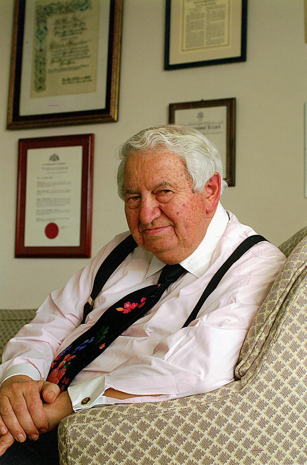 Robert Ross (entrepreneur) Wikipedia