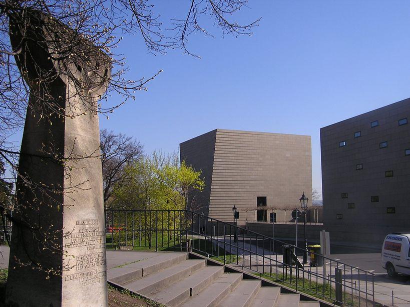 Neue Synagoge in Dresden