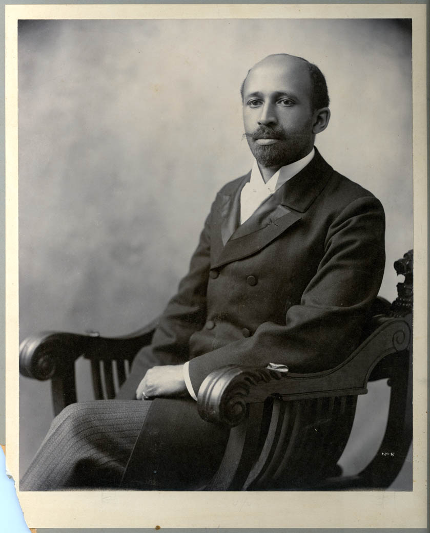 Image result for web du bois