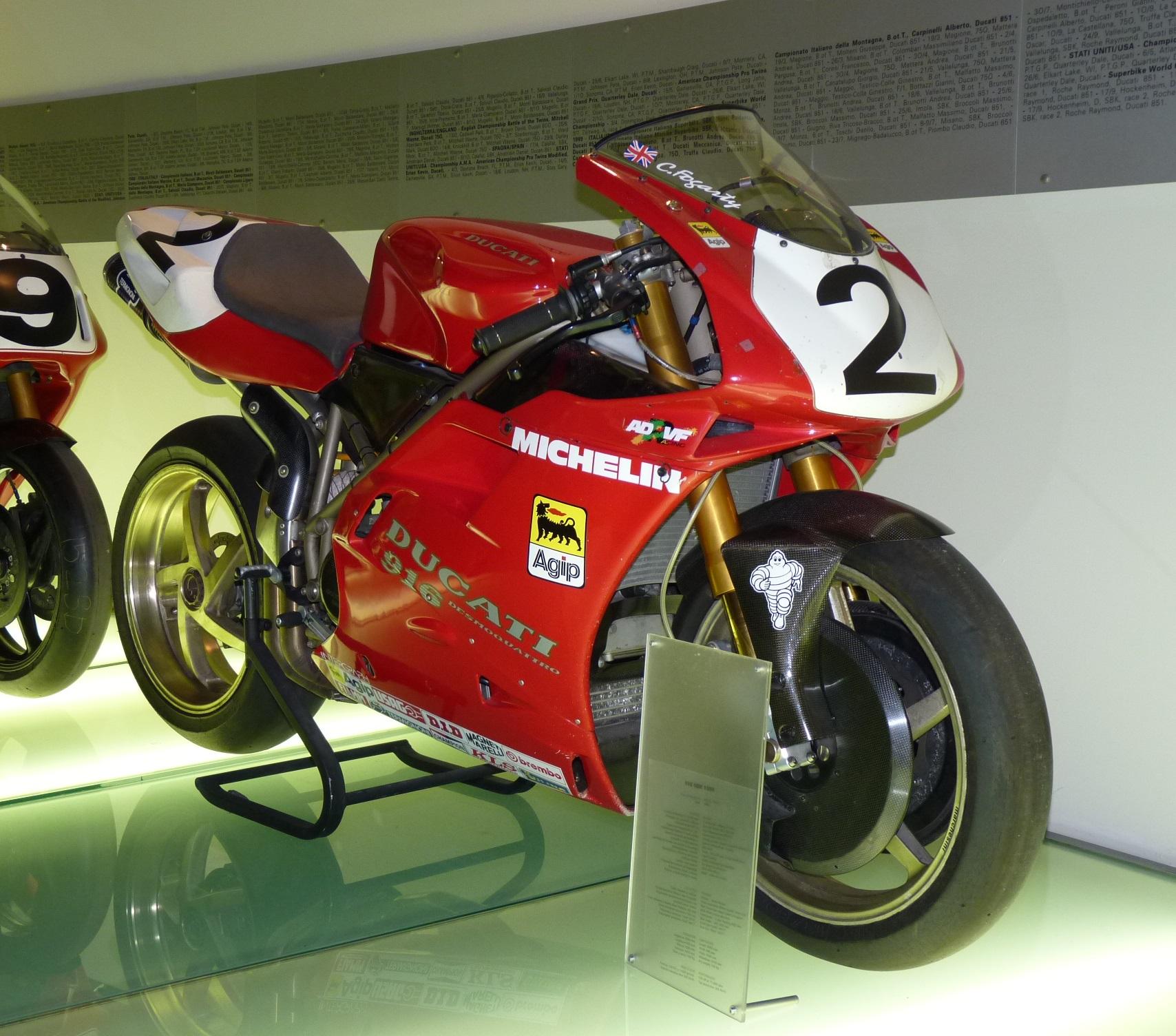 Ducati Superbike  Cc