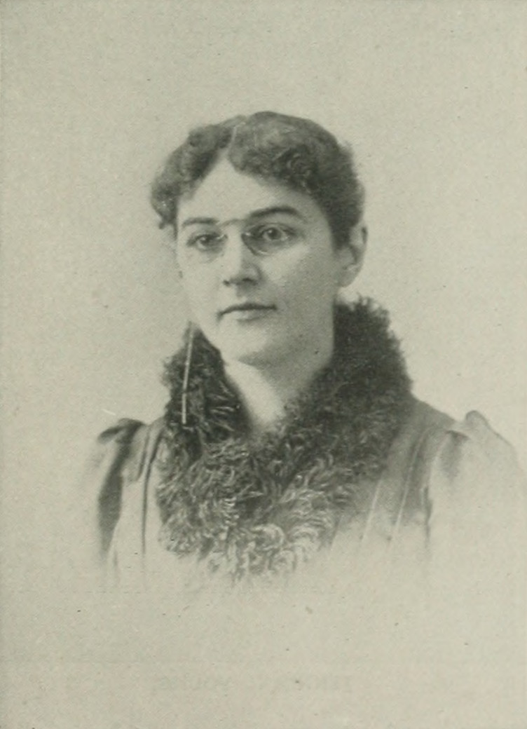 ELIZABETH U. YATES A woman of the century (page 817 crop).jpg