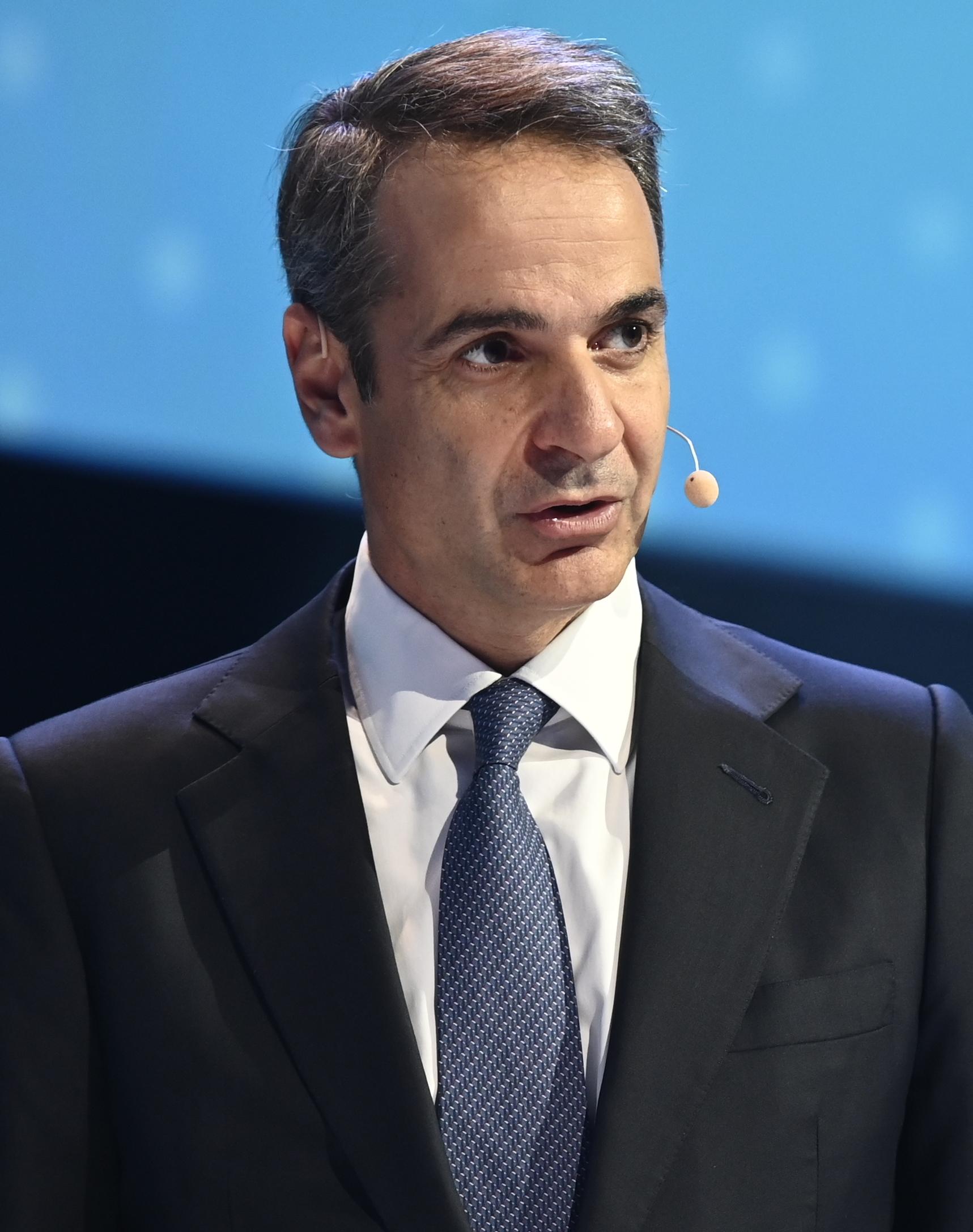 Prime Minister Of Greece Wikipedia