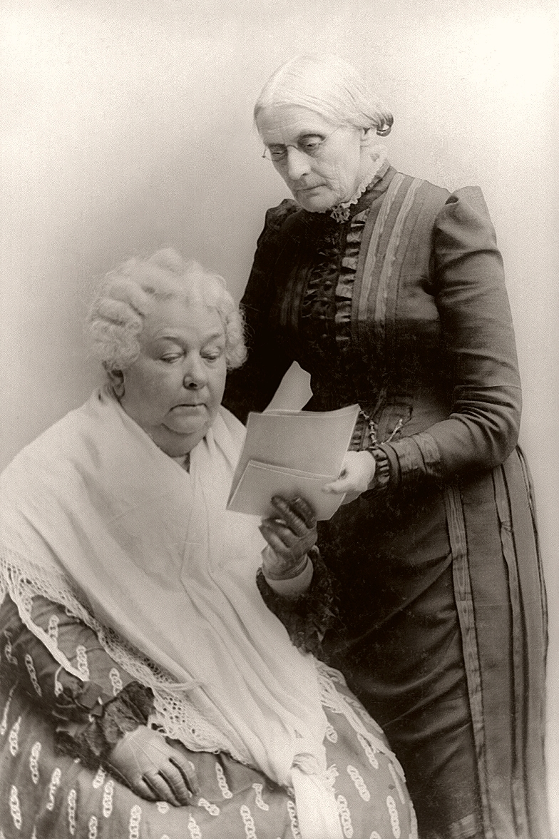 An introduction to the life of elizabeth cady stanton