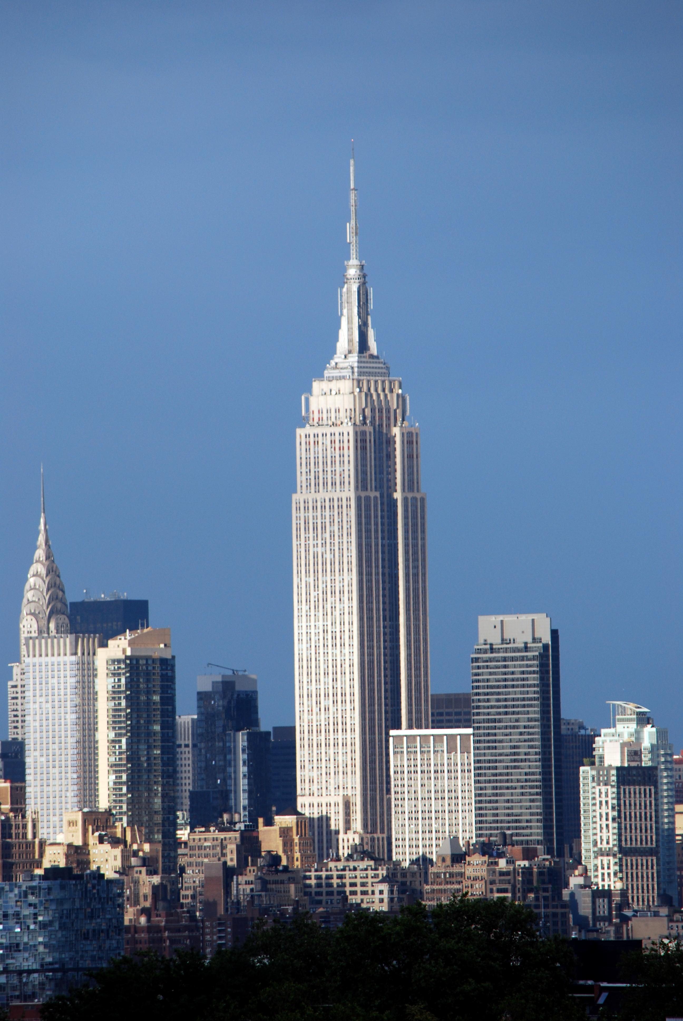 The Empire State Building Pop Up Maegan Buraer