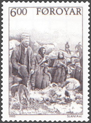 File:Faroe stamp 278 sheep shearing.jpg