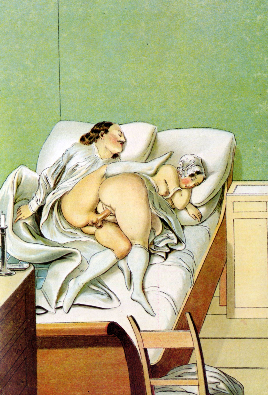 Секс с художницей