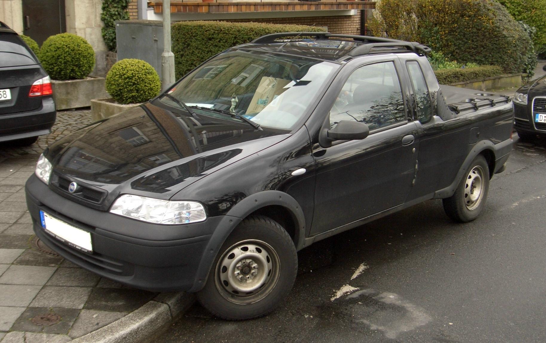 File Fiat Strada Jtd Pickup Base Palio 2g 2001 2004