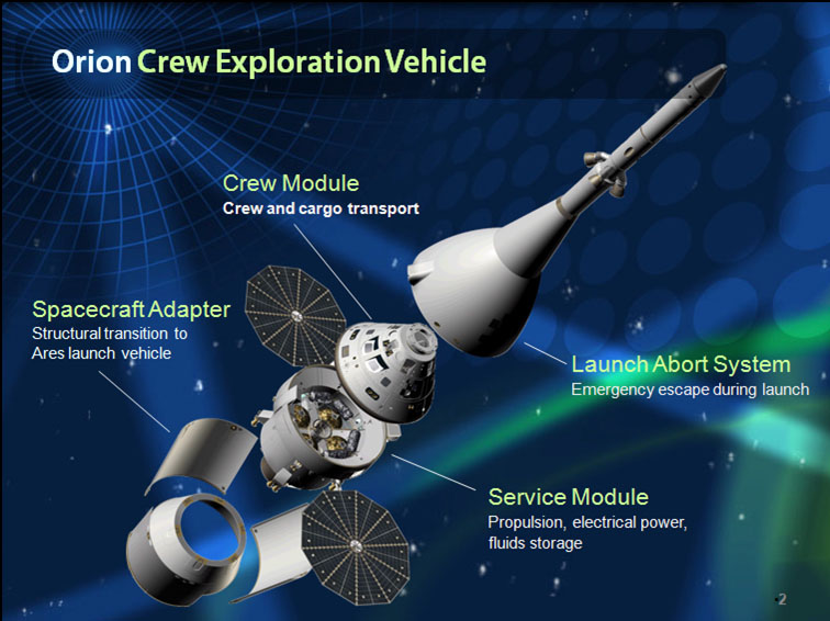 Crew Exploration Vehicle - Wikipedia