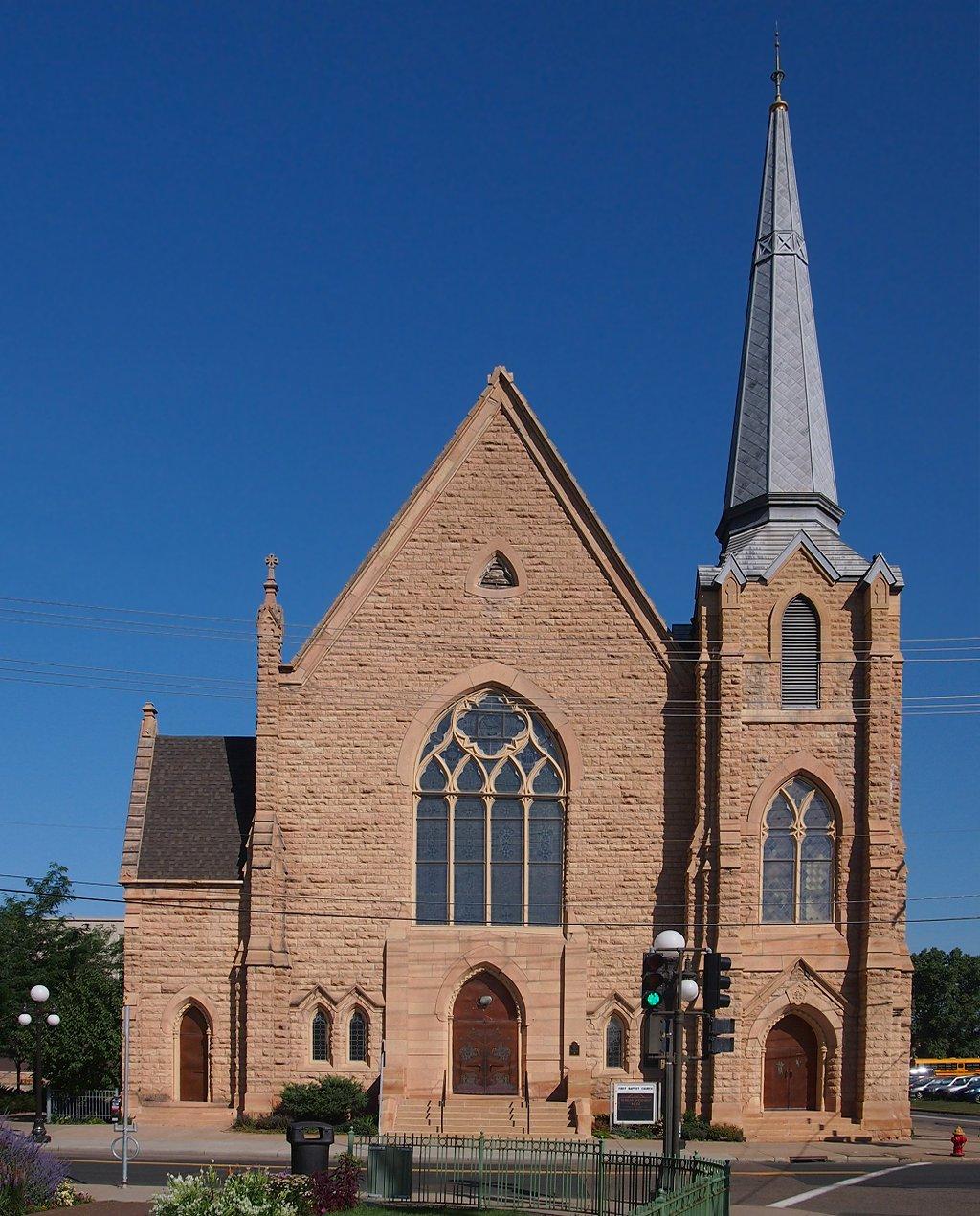 First Baptist Church Wikidata