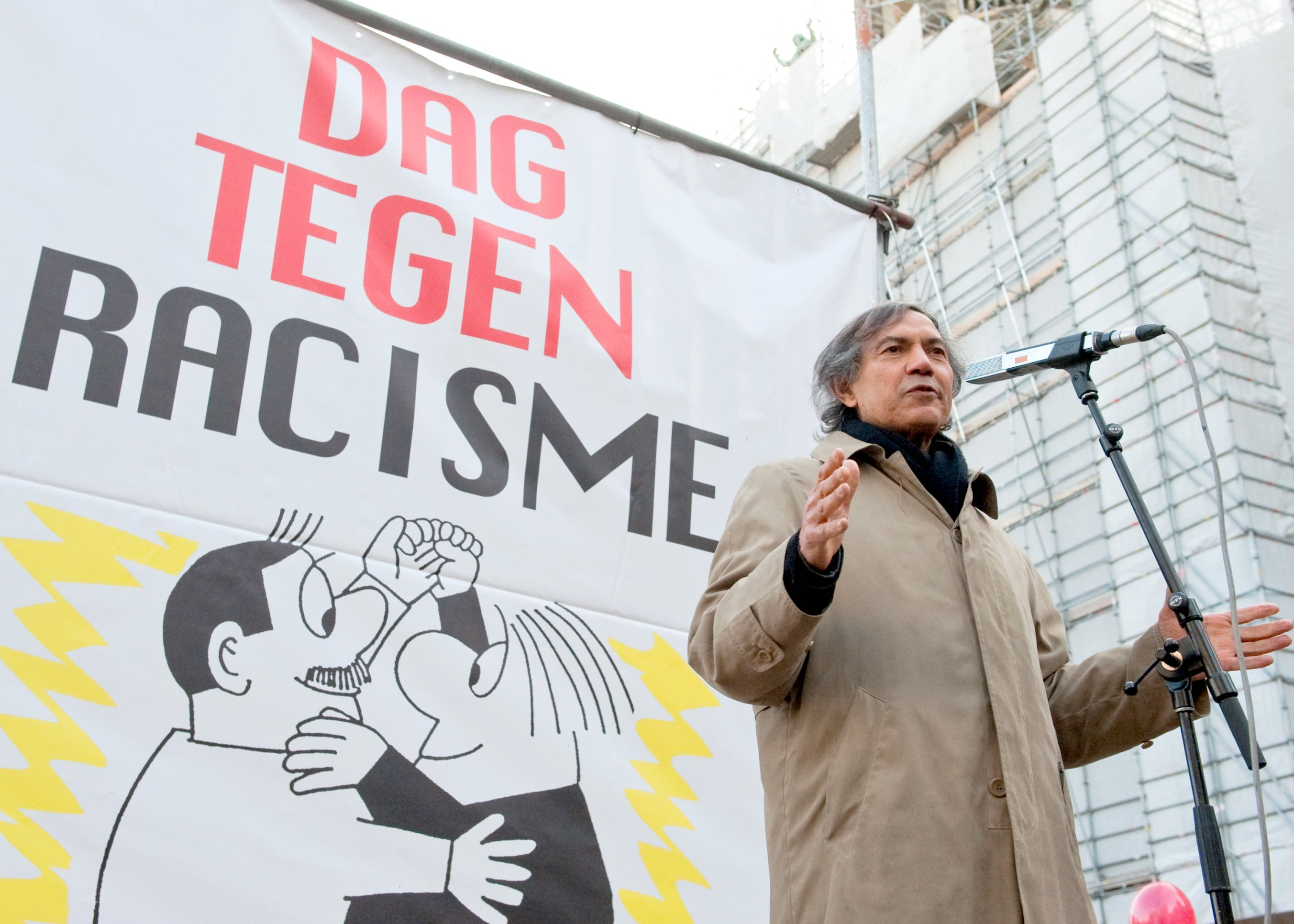 ... - NewsPhoto! - Internationale dag tegen racisme, Mohammed Rabbae.jpg