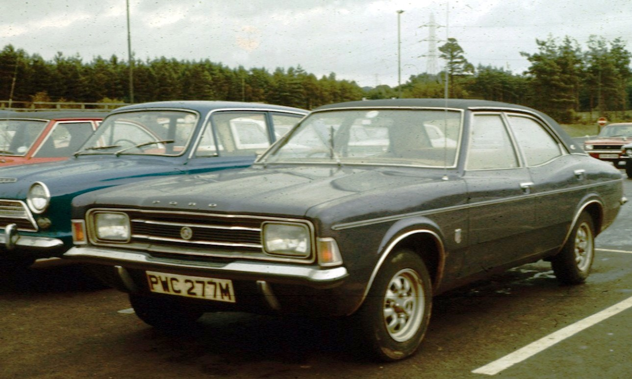file:ford cortina iii 2000e in england 1973 - wikimedia commons