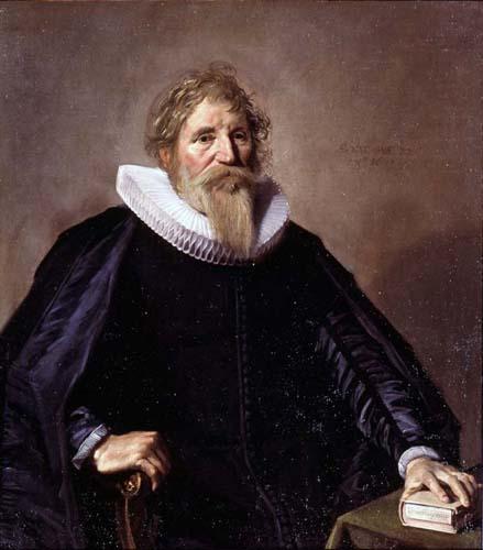 Frans Hals - Portrait of a Man - 1633