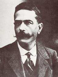 Antonio García Quejido (1856–1927), erster Generalsekretär der PCE von 1921 bis 1925