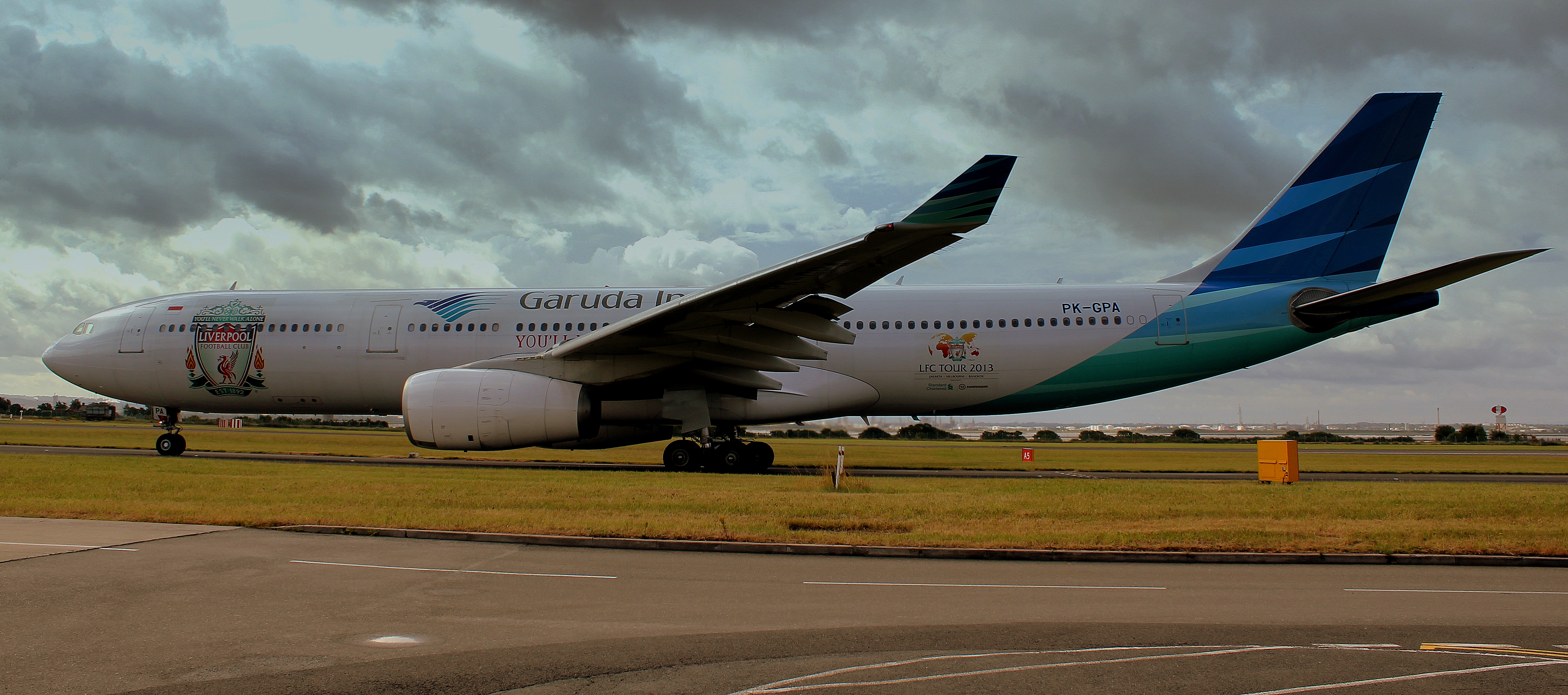 Garuda Indonesia reports 2017 loss as fuel inflates cost