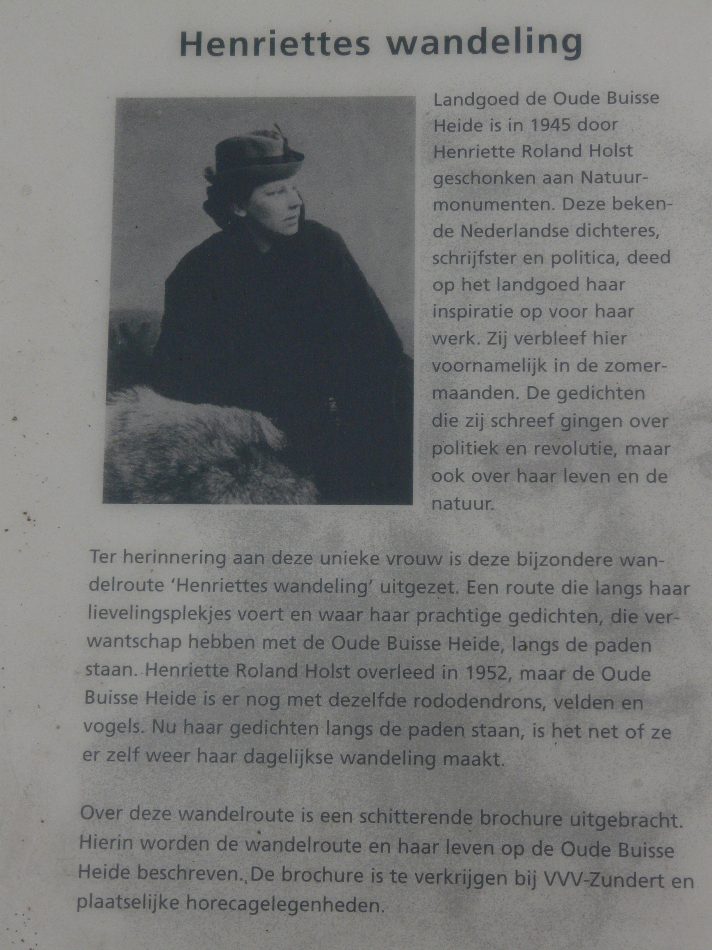 Filegedichtenroute Henriette Roland Holst I83165jpg