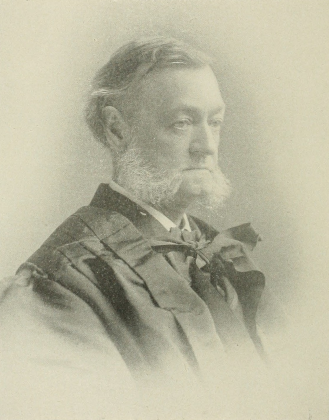 relationship of benjamin harrison and william