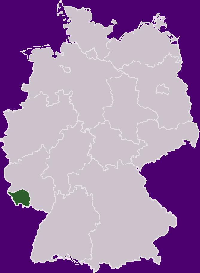 Image:Germany Laender Saarland