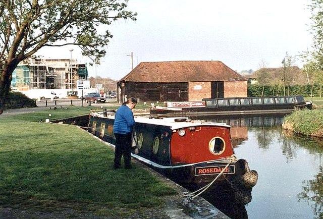Godalming Wharf - geograph.org.uk - 511093