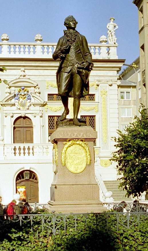 Goethe Leipzig