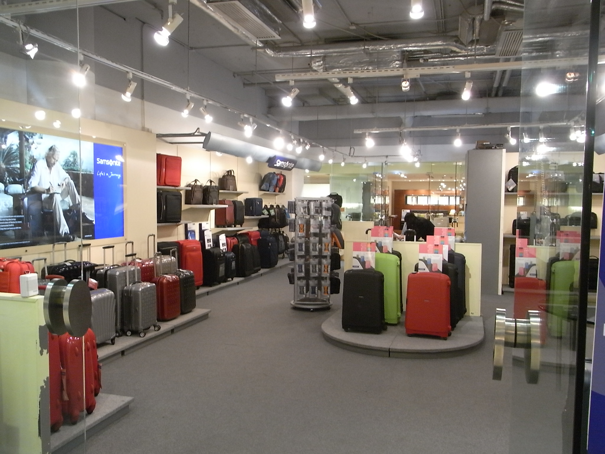 Shop interior design