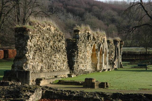 Hailes Abbey - geograph.org.uk - 640919